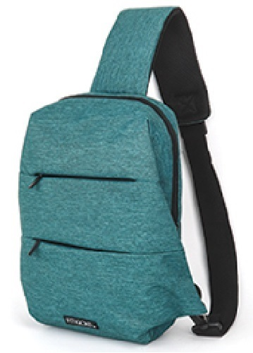Fitkicks: Latitude Sling Bag - Teal