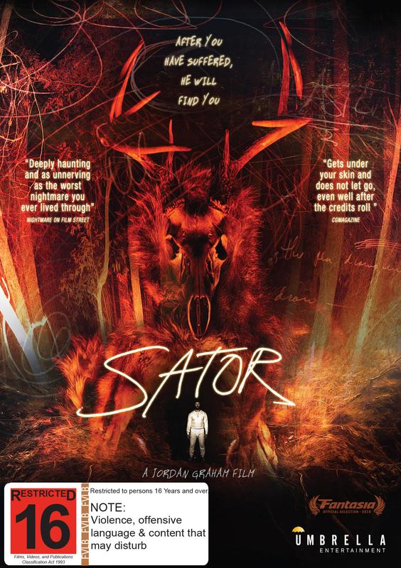 Sator on DVD