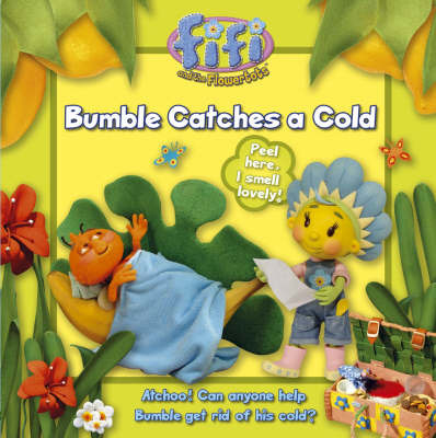 Bumble Catches a Cold: Read-to-Me Scented Storybook image