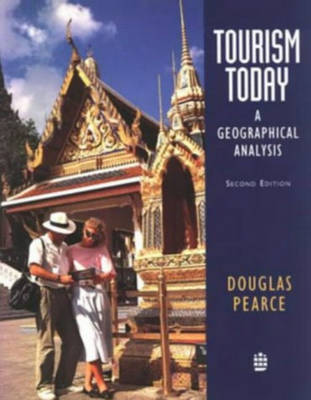 Tourism Today by Douglas G. Pearce image