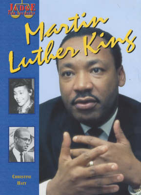 Martin Luther King by Christine Hatt