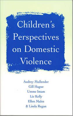 Children's Perspectives on Domestic Violence by Audrey Mullender image