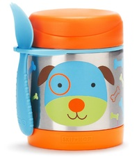 Skip Hop: Zoo Insulated Food Jar - Dog