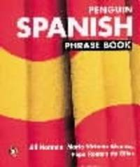 Spanish Phrase Book by Jill Norman