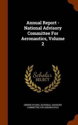 Annual Report - National Advisory Committee for Aeronautics, Volume 2 image
