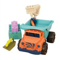 Battat: B. Coastal Cruiser - Sand Truck playset