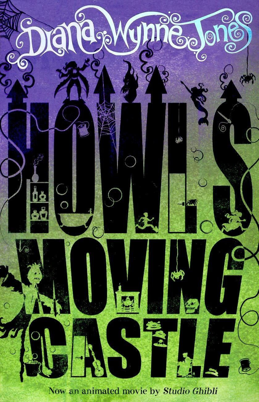 Howl's Moving Castle by Diana Wynne Jones image