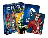 Dc Comics - Heroes & Villains Playing Cards