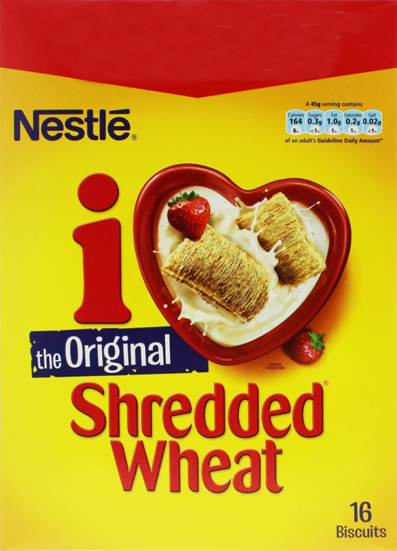 Nestlé Shredded Wheat (360g)