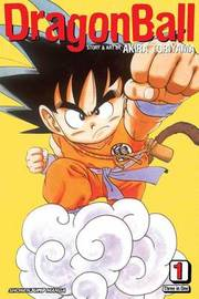 Dragon Ball, Vol. 1: VIZBIG Edition (3 in 1) by Akira Toriyama