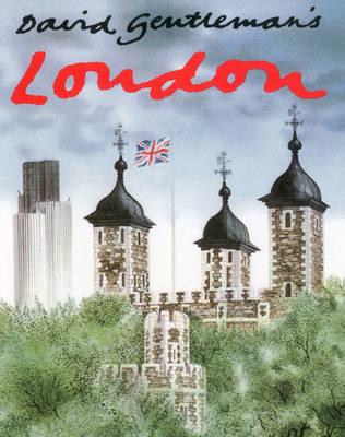 David Gentleman's London by David Gentleman