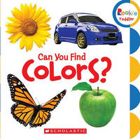 Can You Find Colors? image