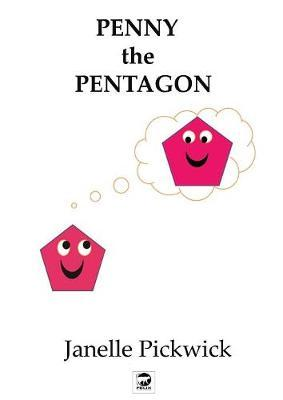 Penny the Pentagon by Janelle Pickwick image