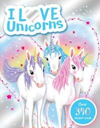 I Love Unicorns! Activity Book by Emily Stead