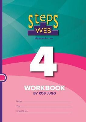 Stepsweb Workbook 4 by Ros Lugg image