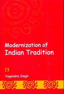 Modernization of Indian Tradition by Yogendra Singh image