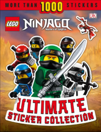 Ultimate Sticker Collection: Lego Ninjago by DK