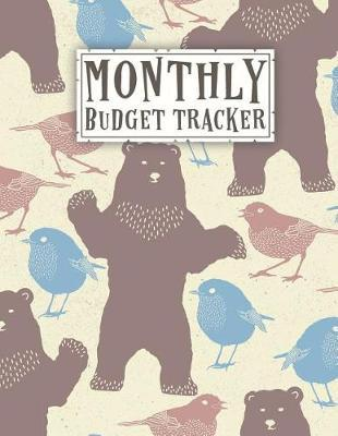 Monthly Budget Tracker by Swift Money Planners