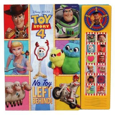 Toy Story 4 Mini Deluxe Custom Frame