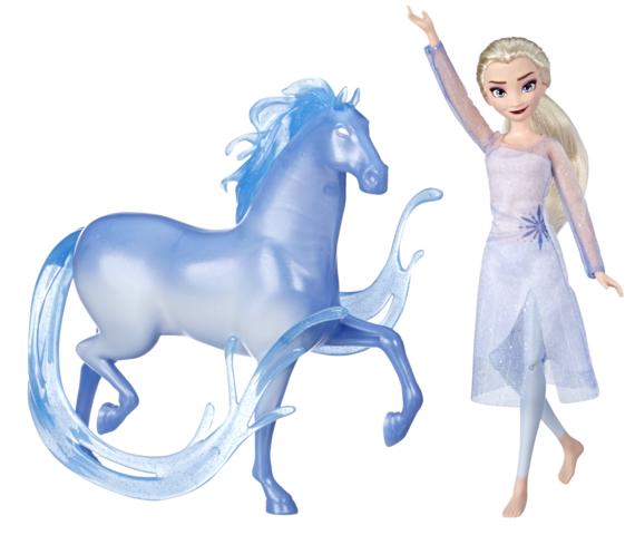 Frozen II: Elsa & The Nokk - Fashion Doll Set image