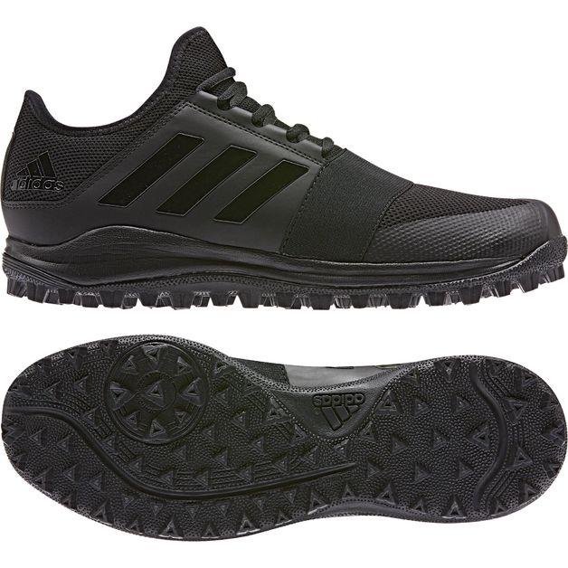 Adidas: Divox 1.9S Black (2020) Hockey Shoes - US7