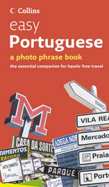 Easy Portuguese: Photo Phrase Book image
