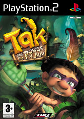 Tak and The Power of JuJu for PlayStation 2