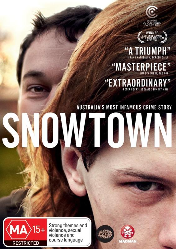 Snowtown on DVD