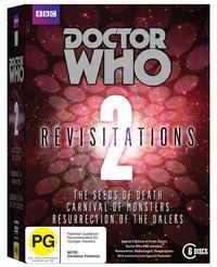 Doctor Who: Revisitations 2 Box Set DVD
