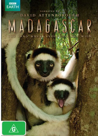 Madagascar on DVD