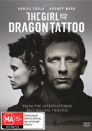 The Girl with the Dragon Tattoo on DVD