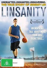 Linsanity on DVD