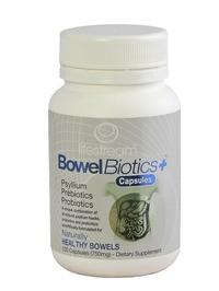 Lifestream Bowel Biotics Capsules - 100 Capsules