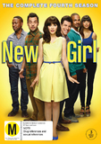 New Girl - The Complete Fourth Season on DVD