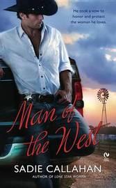 Man of the West by Sadie Callahan image