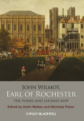 John Wilmot, Earl of Rochester by N. Fisher