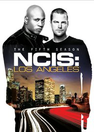 NCIS Los Angeles - The Fifth Season on DVD