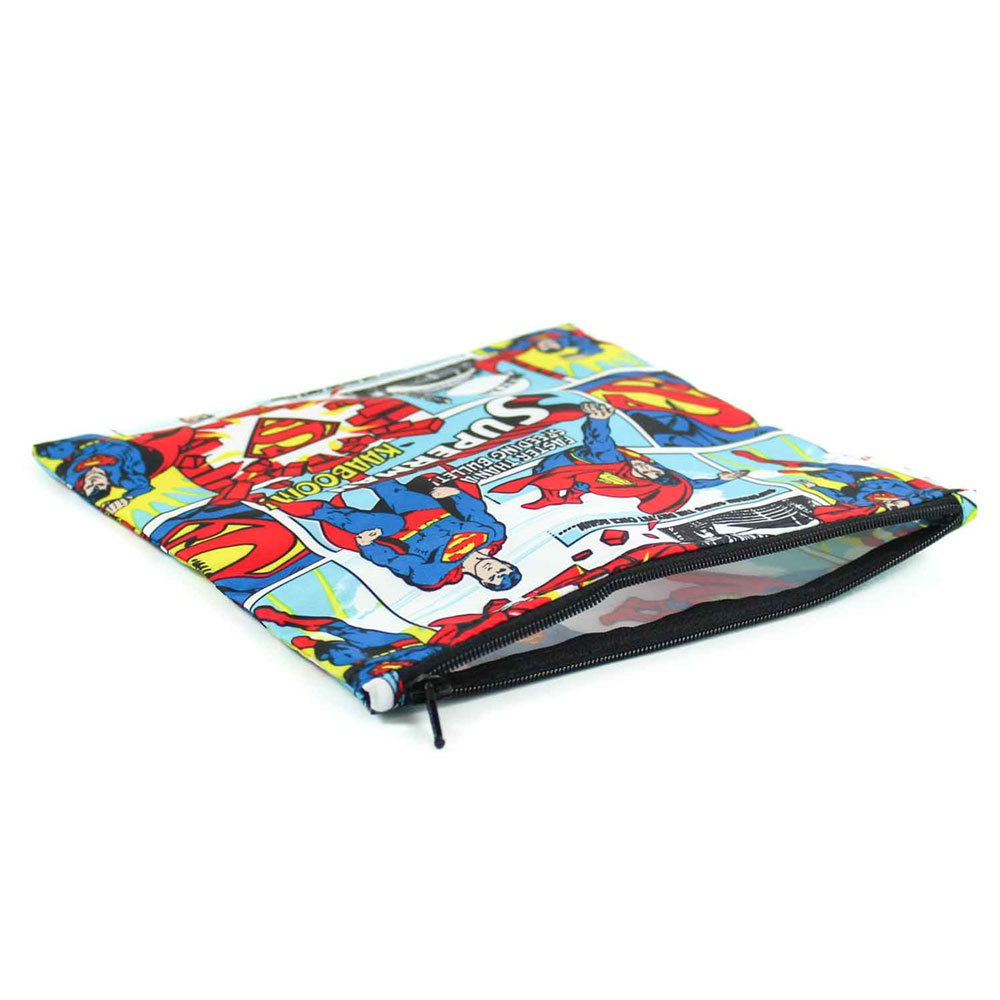 DC Comics Large Snack Bag - Superman image