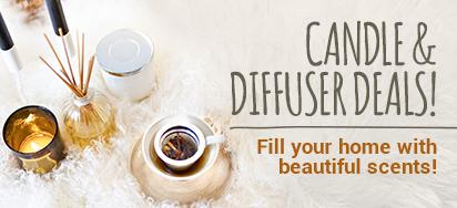 Candle & Diffuser Deals!