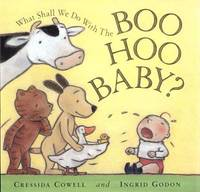 What Shall We Do Boo Baby ? by Cressida Cowell image