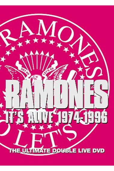 Ramones - It's Alive: 1974-1996 - Limited Edition (2 Disc Set) on DVD image