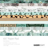 "Kaisercraft: Mint Wishes 6.5"" Paper Pad"
