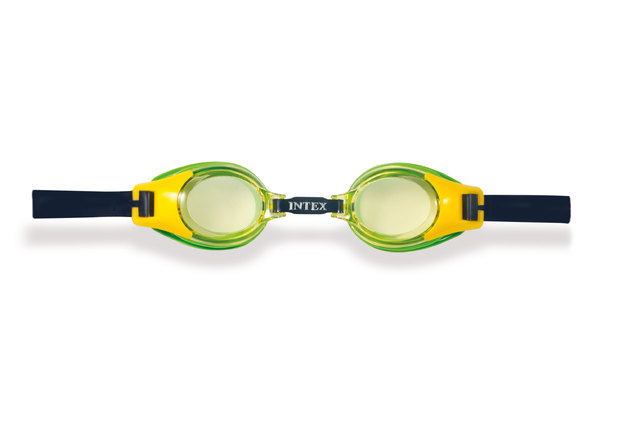 Intex: Junior Goggles - Green