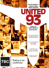 United 93 on DVD