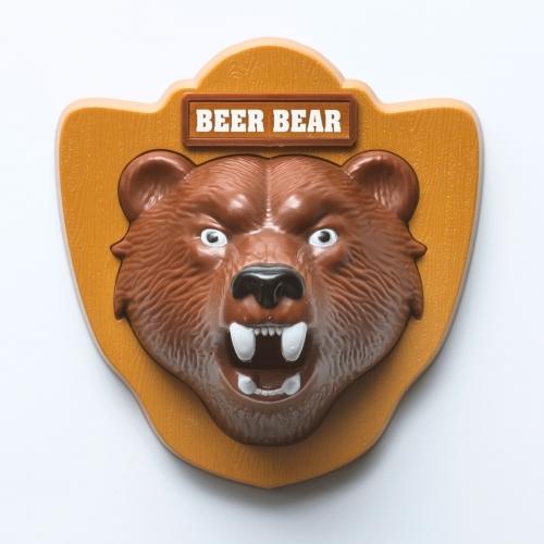 Bear Beer Bottle Opener image