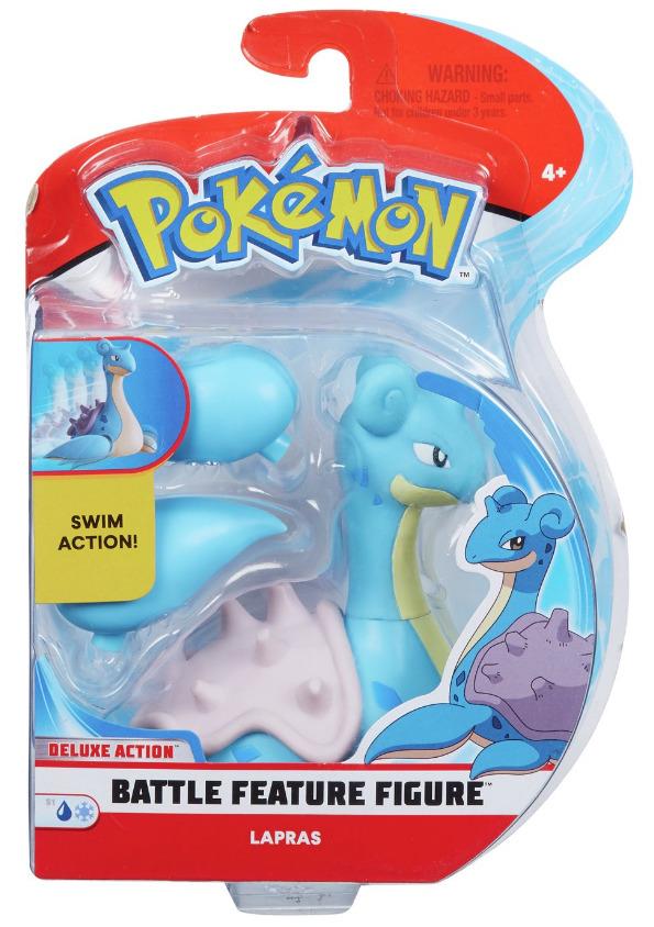 Pokemon: Deluxe Action Figure - Lapras image