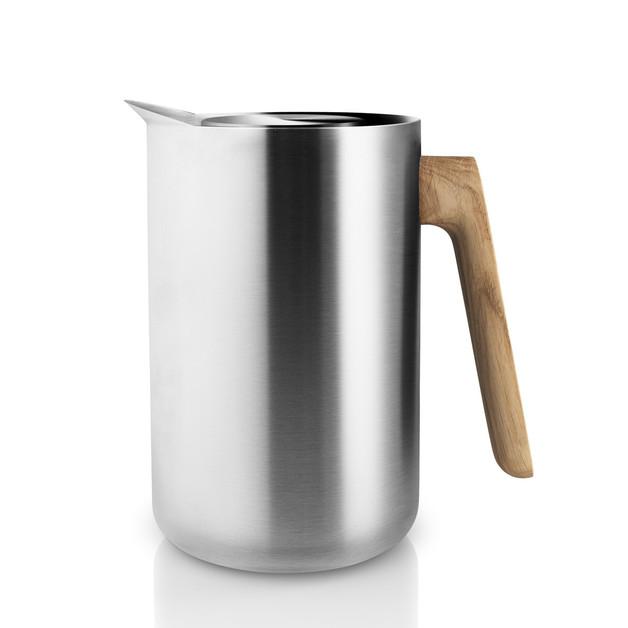 Eva Solo: Nordic Kitchen Vacuum Jug - Steel (1L)