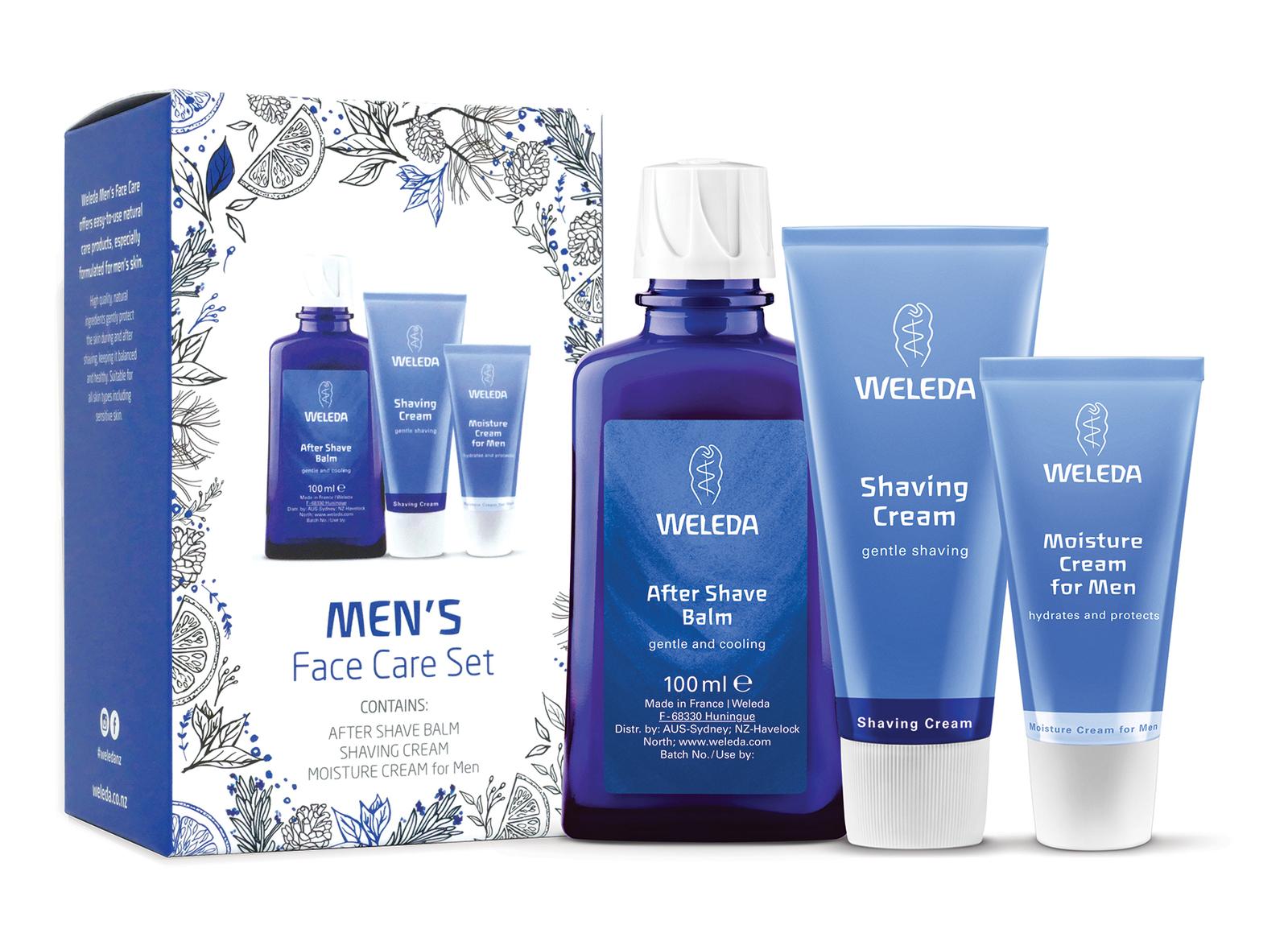 Weleda Men's Gift Set image