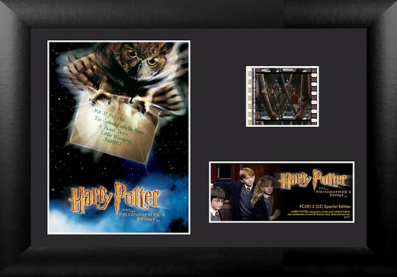 FilmCells: Mini-Cell Frame - Harry Potter (Poster) image