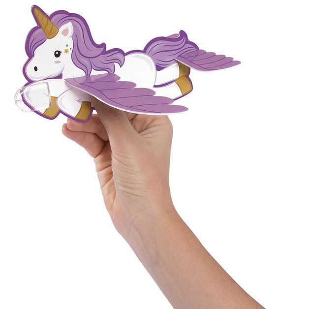 IS Gifts: Unicorn Fantasy - Glider Toy (Assorted Designs)